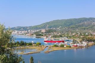location saint george skiathos town