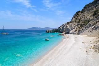 skiathos beach saint george lalaria