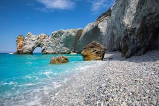 skiathos island saint george blue lagoon