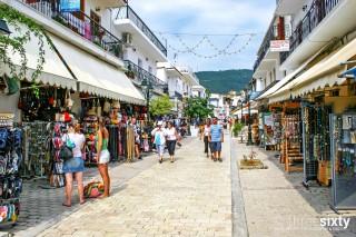 skiathos town saint george market